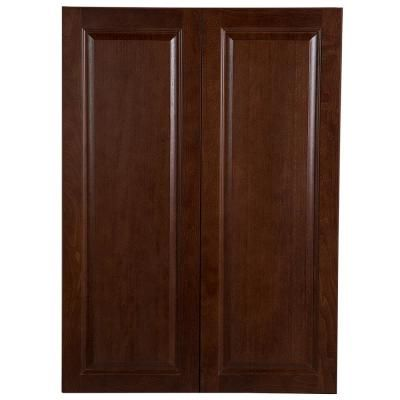 Best Hampton Bay Benton Assembled 30X42X12 In Wall Cabinet In 400 x 300