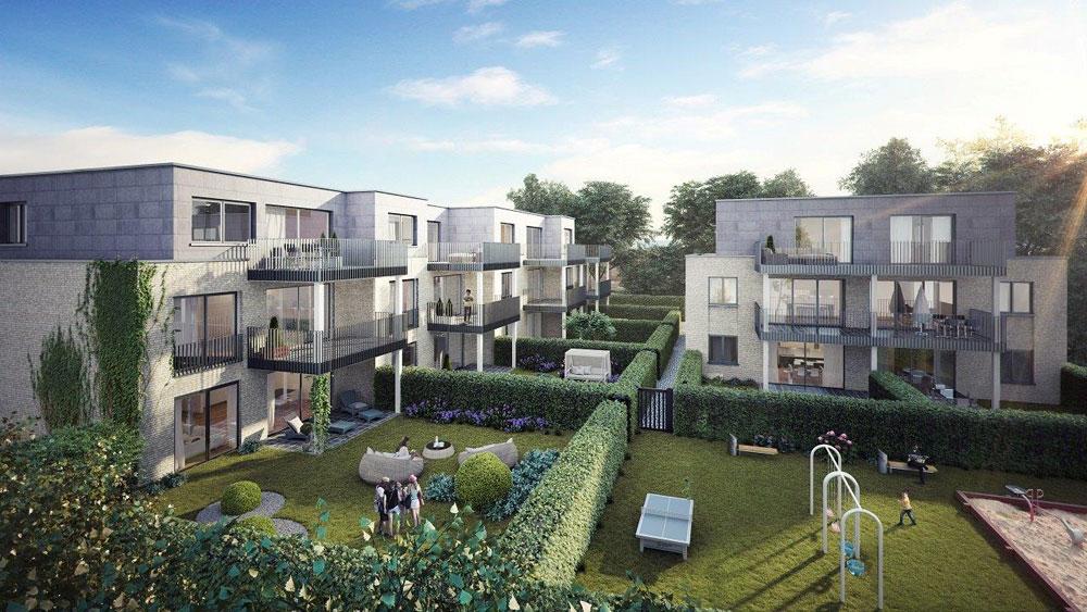 Beautiful Bauobjekt Bergische Suiten Neubau von Eigentumswohnungen in Bergisch Gladbach Equipe B