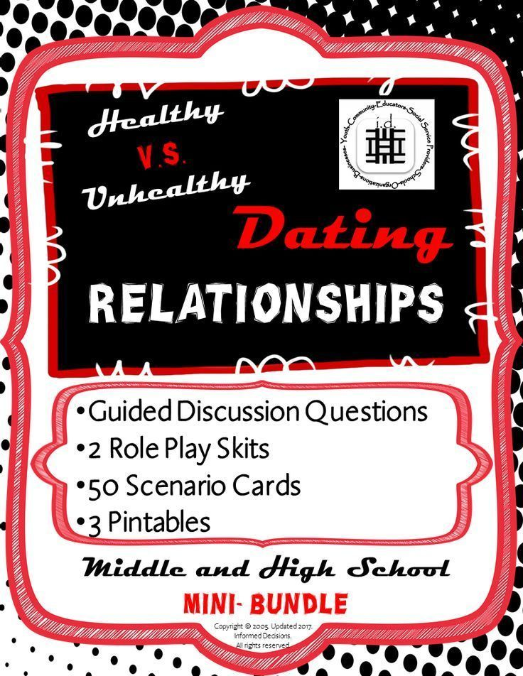 healthy dating activities