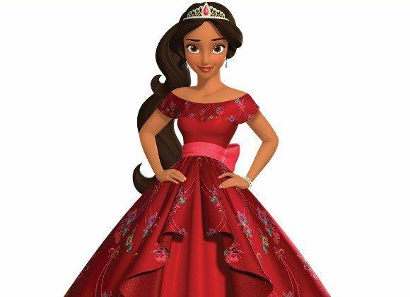 La Primera Princesa Latina Elena De Avalor Fete Enfant Princesse Grown Woman