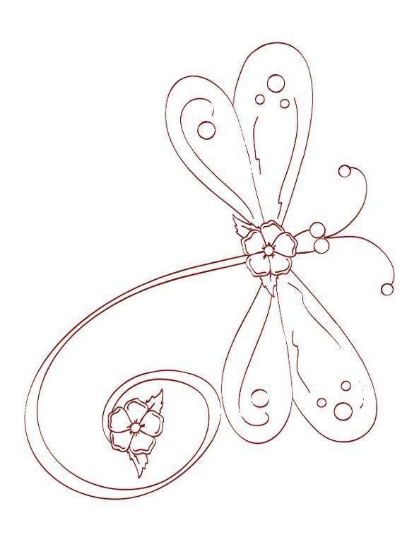 Summer Dragonfly Hand Embroidery | Bordado, Libélulas y Bordado mejicano
