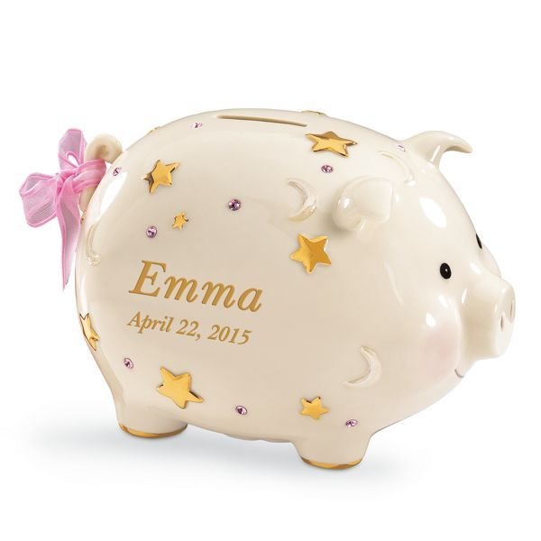 My Very Own Piggy Bank By Lenox
