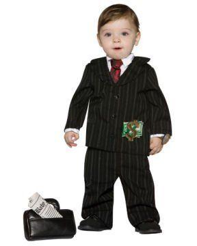 Future Tycoon Costume Toddler Boy