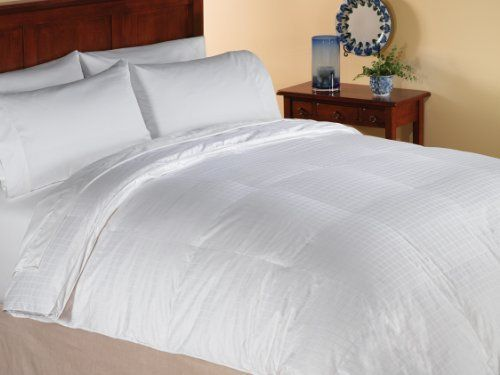 Aeolus Down Heavy Weight White Down Comforter King By Aeolus Down