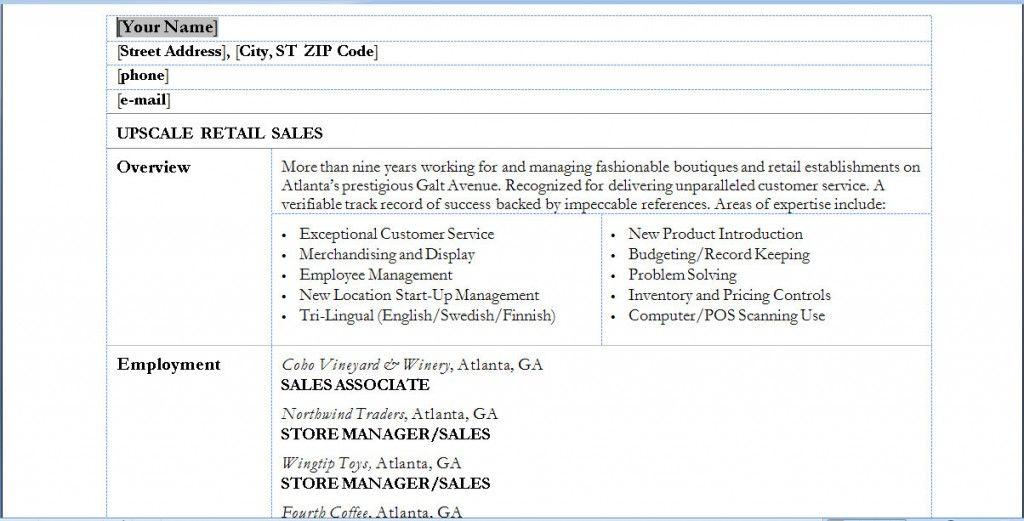 Sales Associate Resume Example - http\/\/wwwresumecareerinfo - resume objective for sales associate
