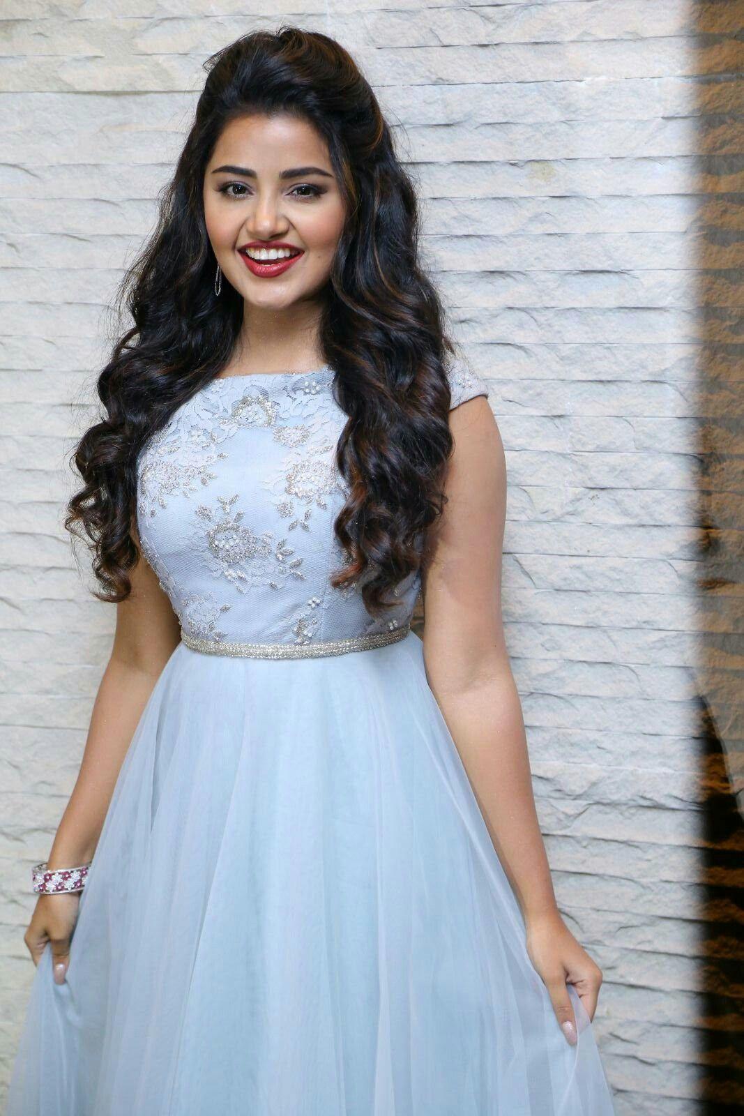Anupama Parameswaran Designer Dresses Indian Hairstyles For Gowns Fashion Dresses