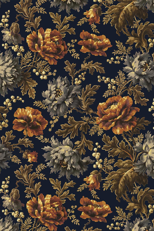 House of Hackney Opia Wallpaper