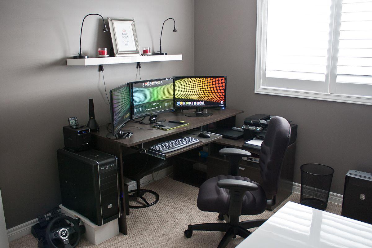 Show Your LCD(s) setups!!! Page 1064 [H]ardForum