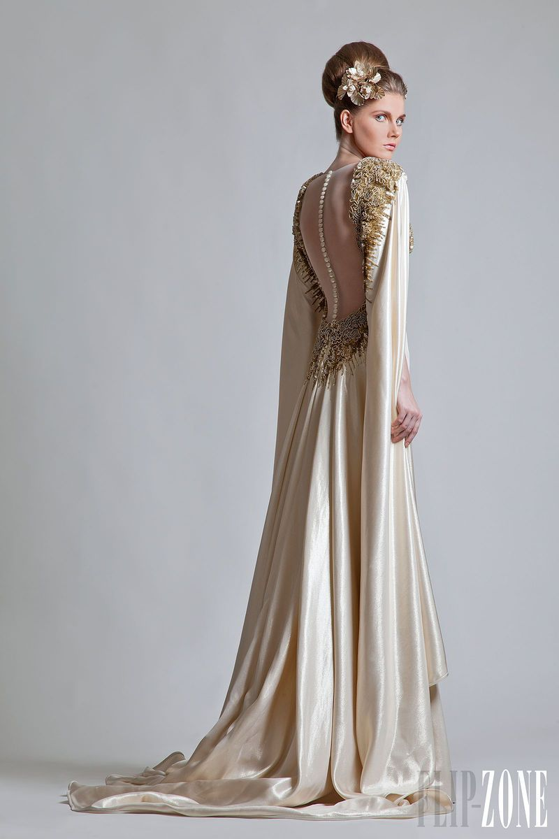 Krikor jabotian couture collection flipzone