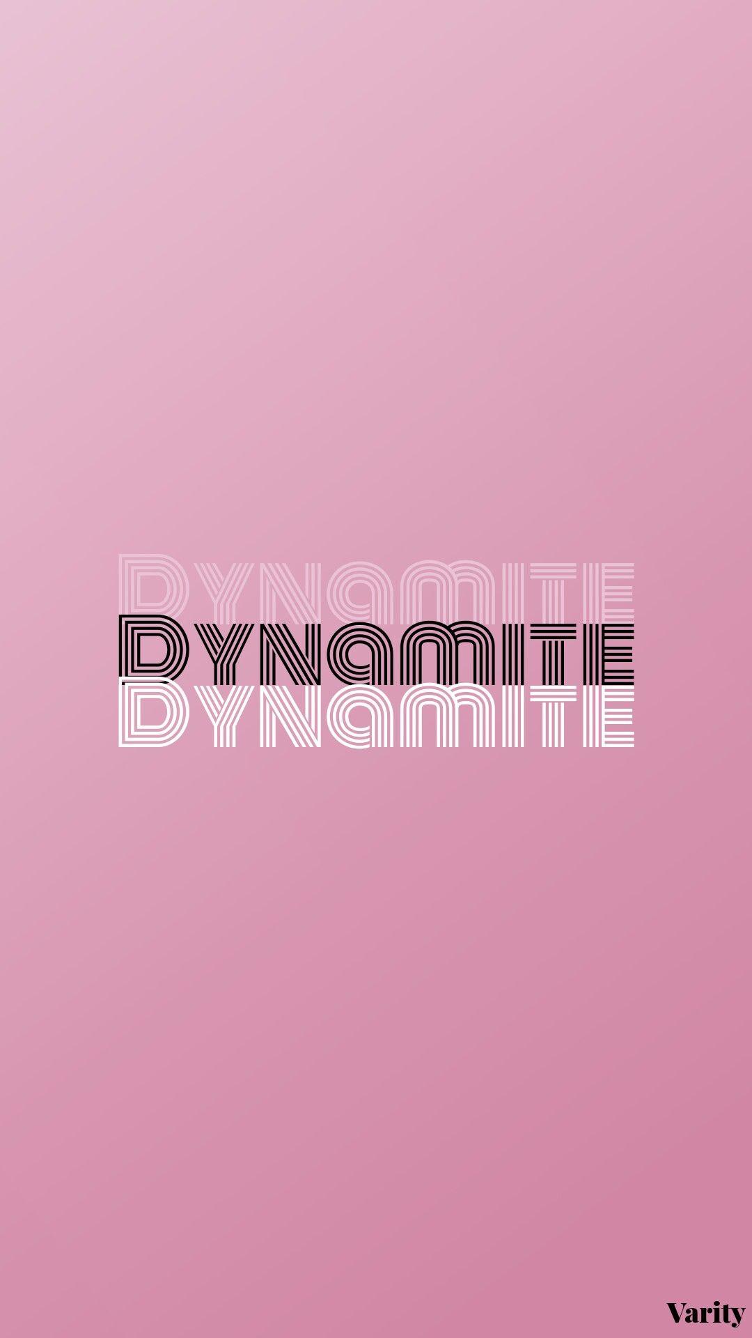 Dynamite Bts In 2021 Bts Wallpaper Bts Wallpaper Lyrics Cute Wallpaper Backgrounds Bts wallpaper 2021 pink