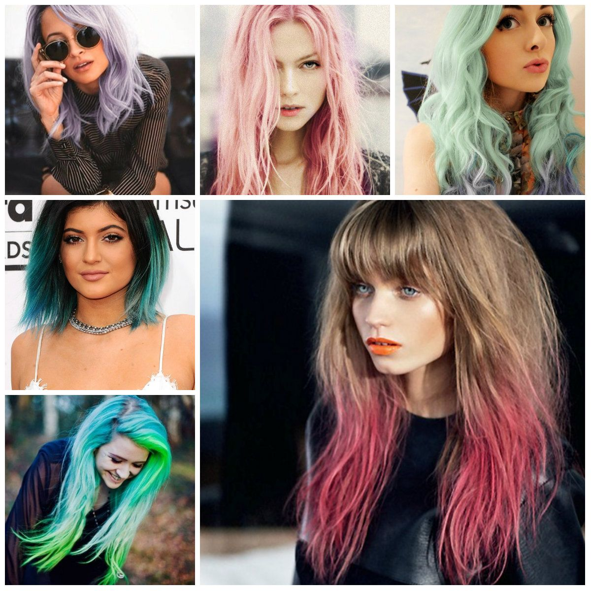 Image Result For Hair Trends Teens 2016 2016 Hair Wants
