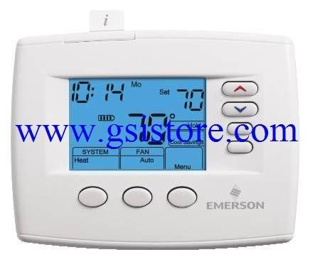 Multi Stage Programmable Thermostat