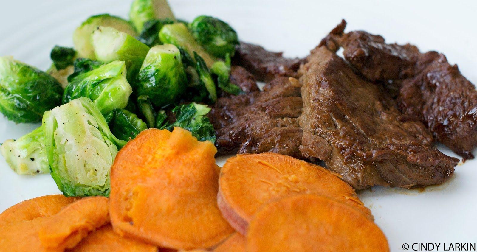Las Vegas Food Photographer: Cindy Larkin: Marinated Steak...Mmmm SO good!