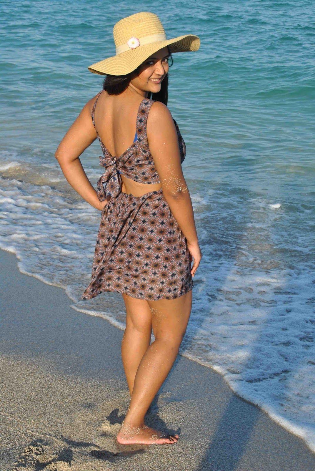 Image result for indian girl in open back dresses