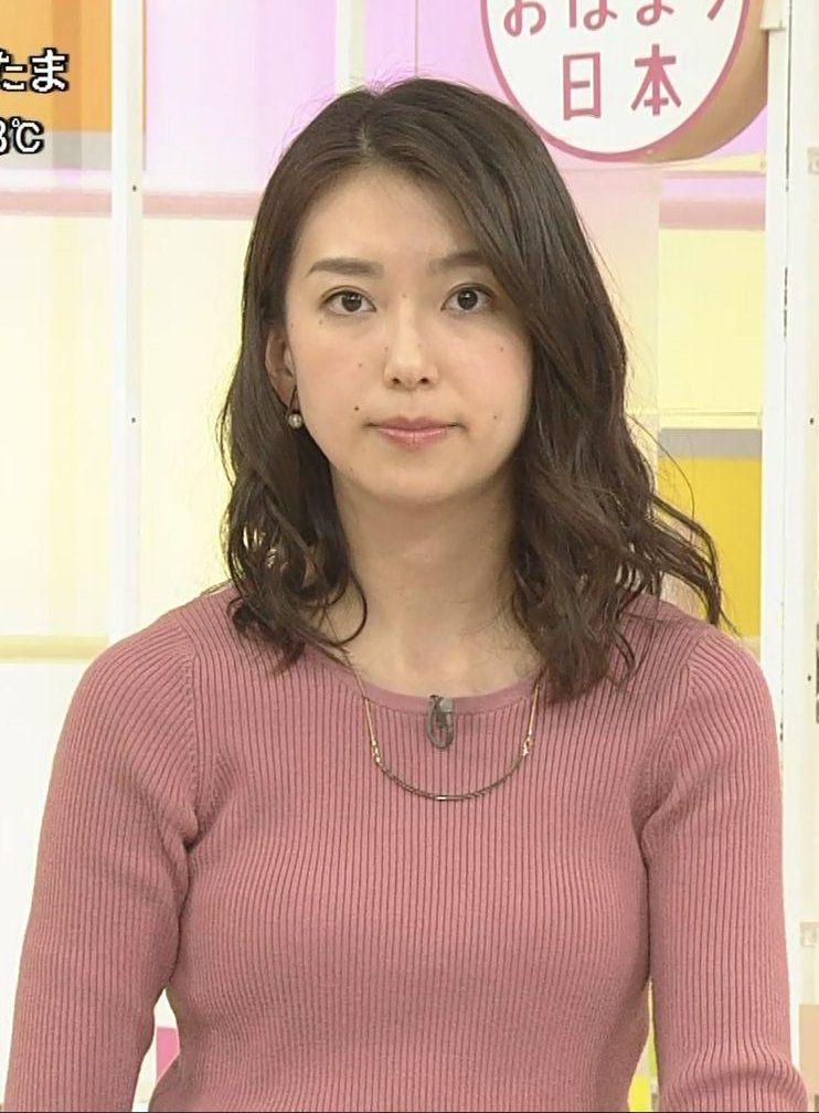 和久田麻由子 (Mayuko Wakuda) | 和久田, Nhkアナウンサー, 美人 ...