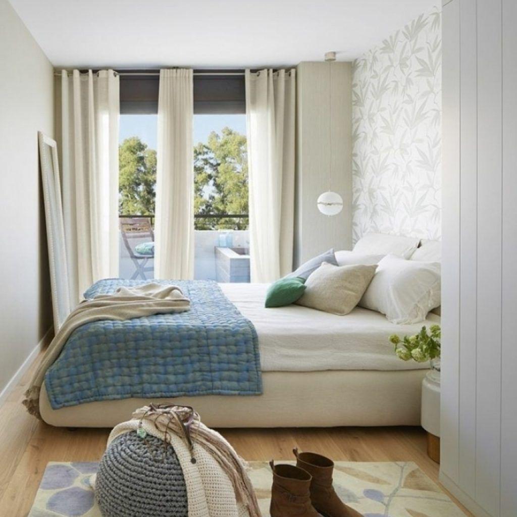 kleines schlafzimmer gestalten in 2020   Schlafzimmer ...