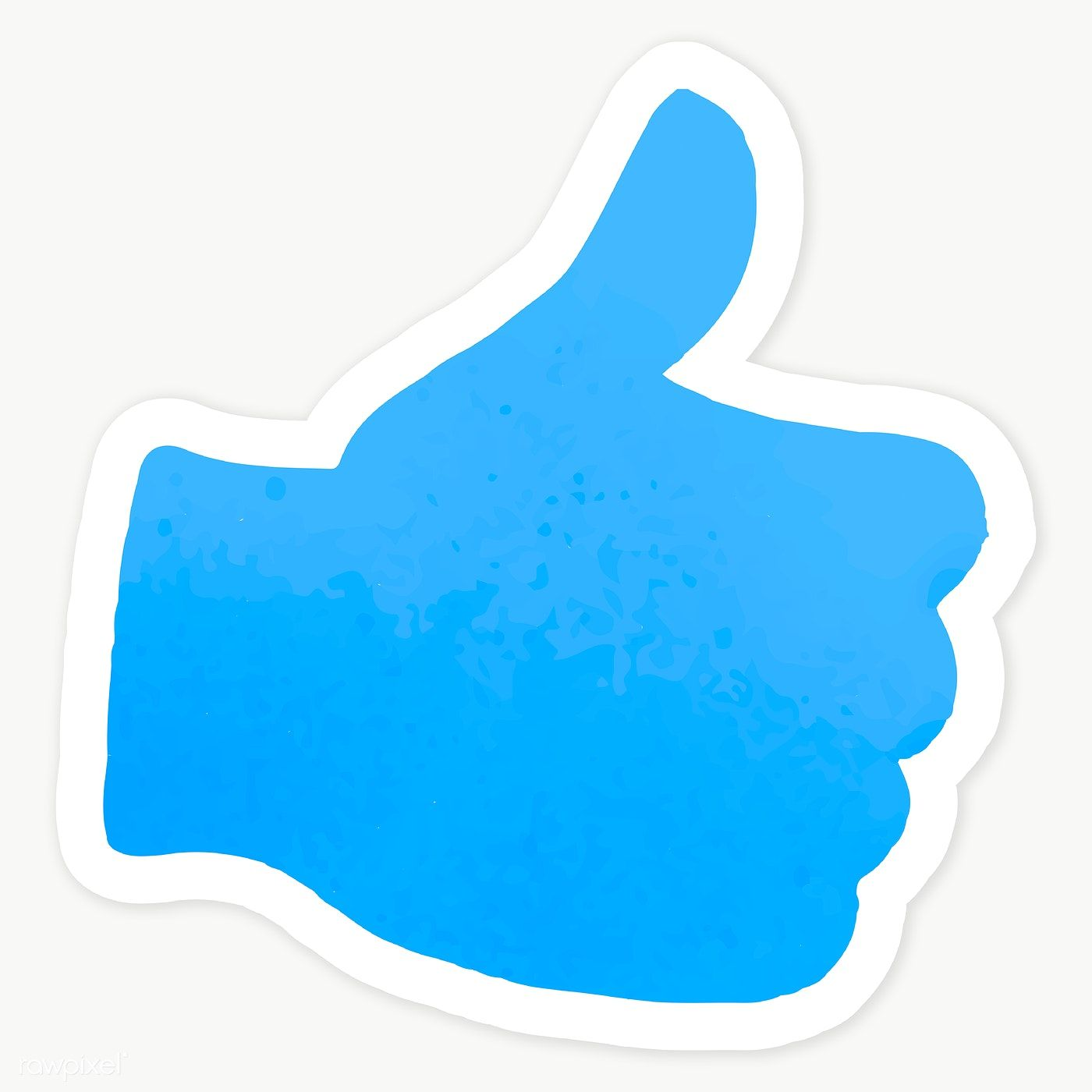 Blue Thumbs Up Sign Social Ads Template Transparent Png Premium Image By Rawpixel Com Aum Thumbs Up Sign Social Ads Social Media Icons Vector