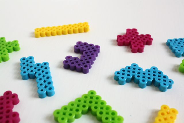 Every time I see my kids' big container of 11,000 Perler beads sitting on the shelf, I keep thinking that there must be something useful I could make with them. But it also has to look cool and not like I'm looking for an excuse to use these beads (ha!) — so that rules out … Read More ...