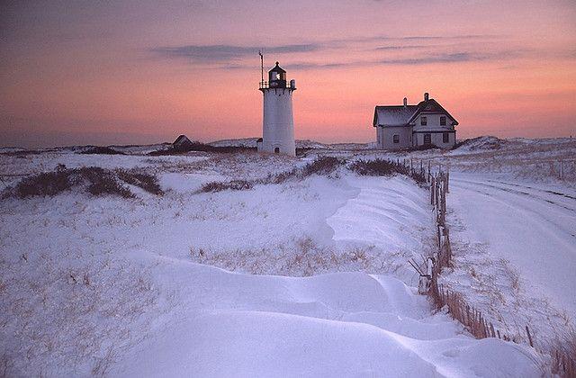 Race Point New England Lighthouses Lighthouses Photography Beach Town