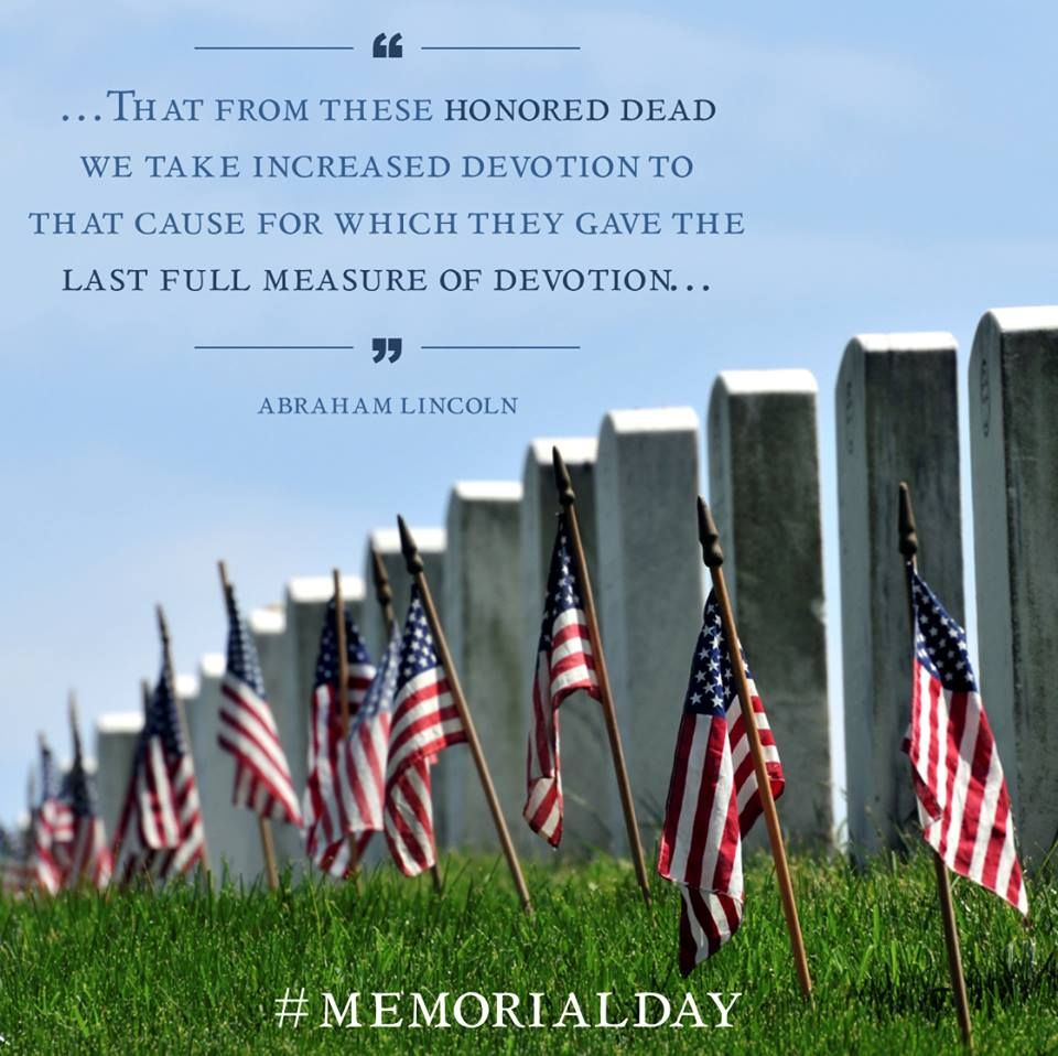 Touching Memorial Day Quotes