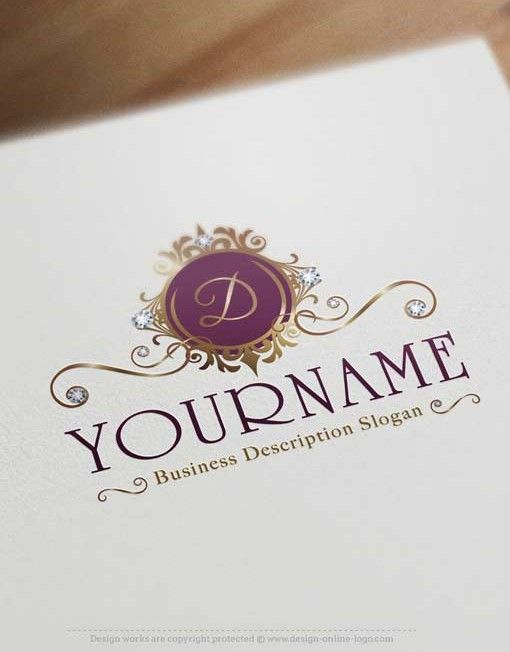 Royal logo design free business card business cards pinterest royal logo design free business card reheart Choice Image