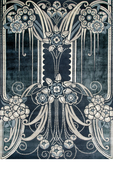 Catherine Martin Rugs Black Pearl We Love This At Lily Magazine Get The Gatsby Look