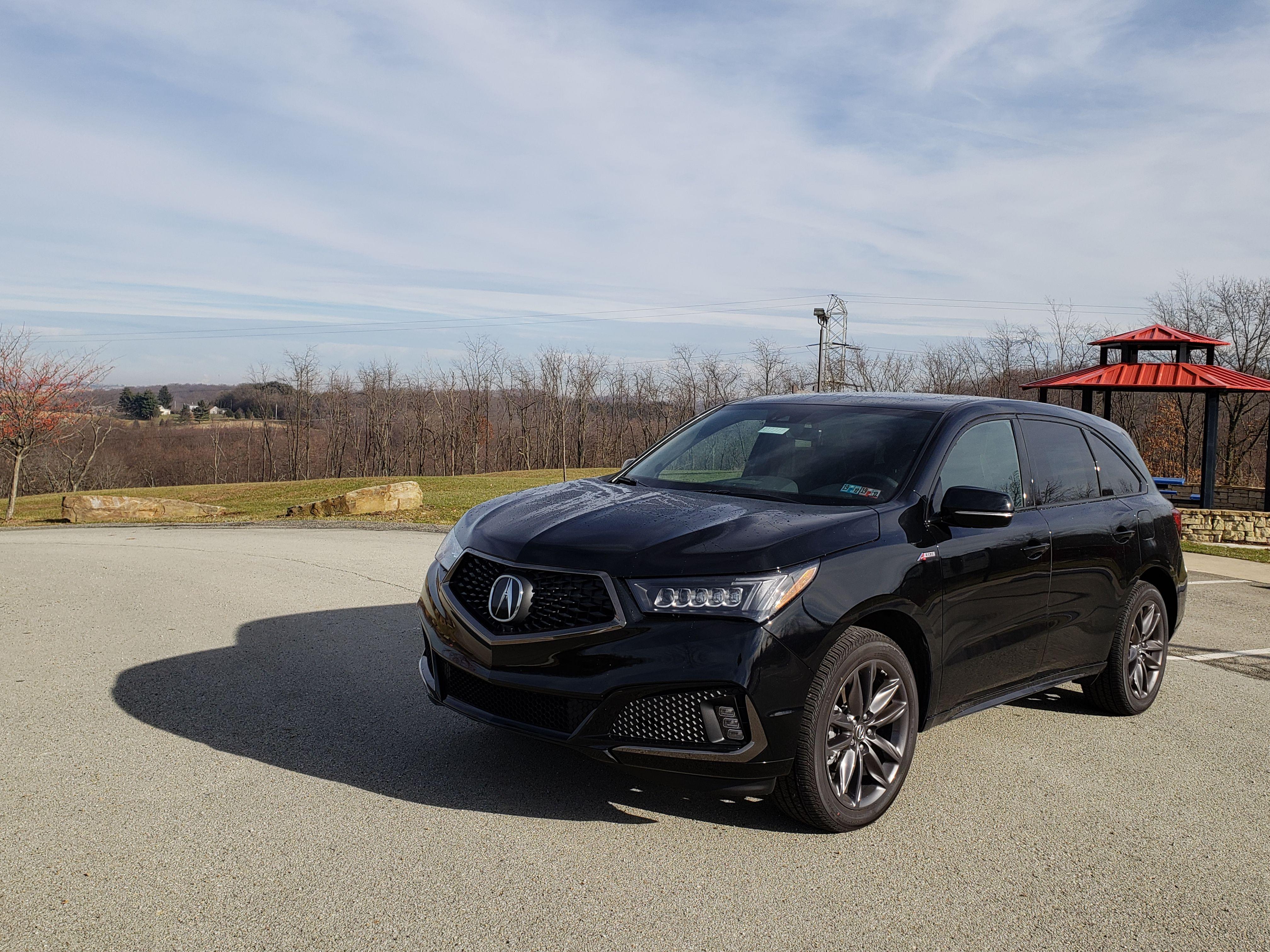 2019 Acura Mdx Acura Mdx Acura New Cars