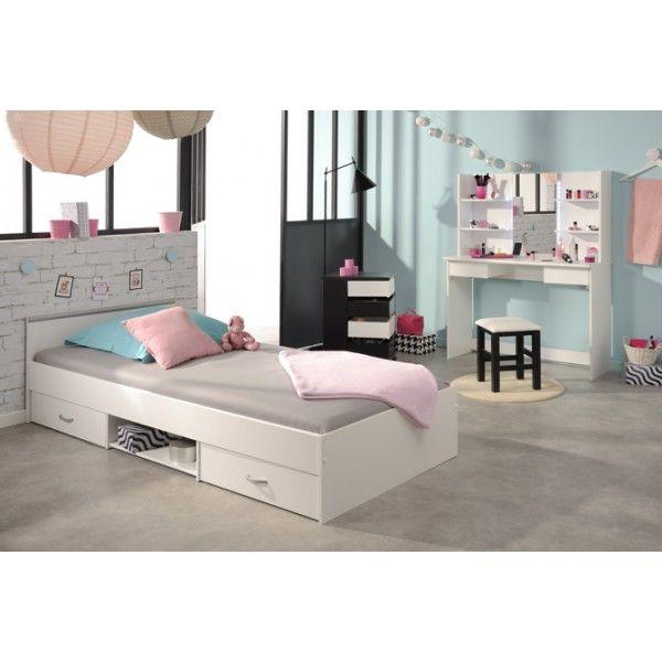 Parisot Beauty Bar Bedroom Furniture Set 1