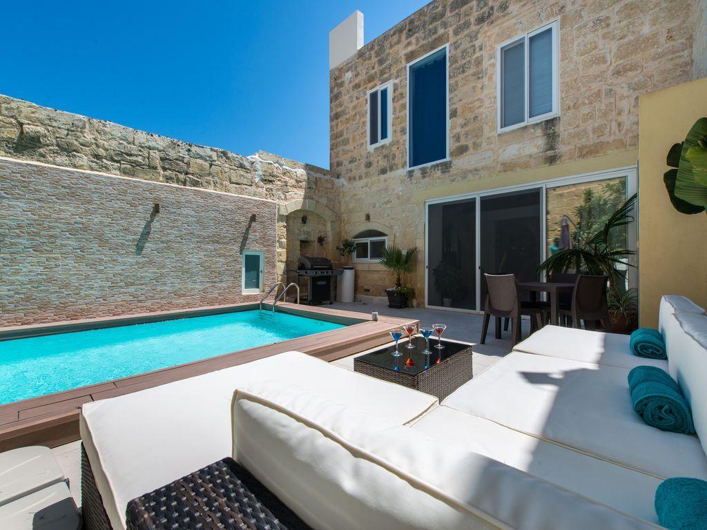 Superior Faire Le Mur ! #malte #vacances #soleil #terrasse #piscine #transat