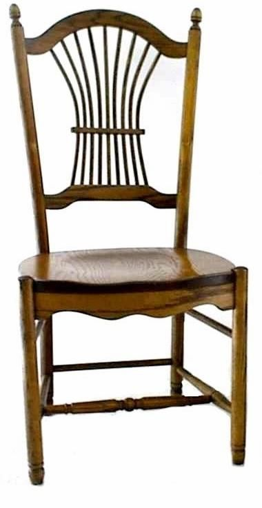 amish ohio sheaf back dining room chair furniture pinterest rh pinterest com