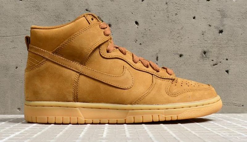 The Nike Dunk Wheat Is A GS Exclusive