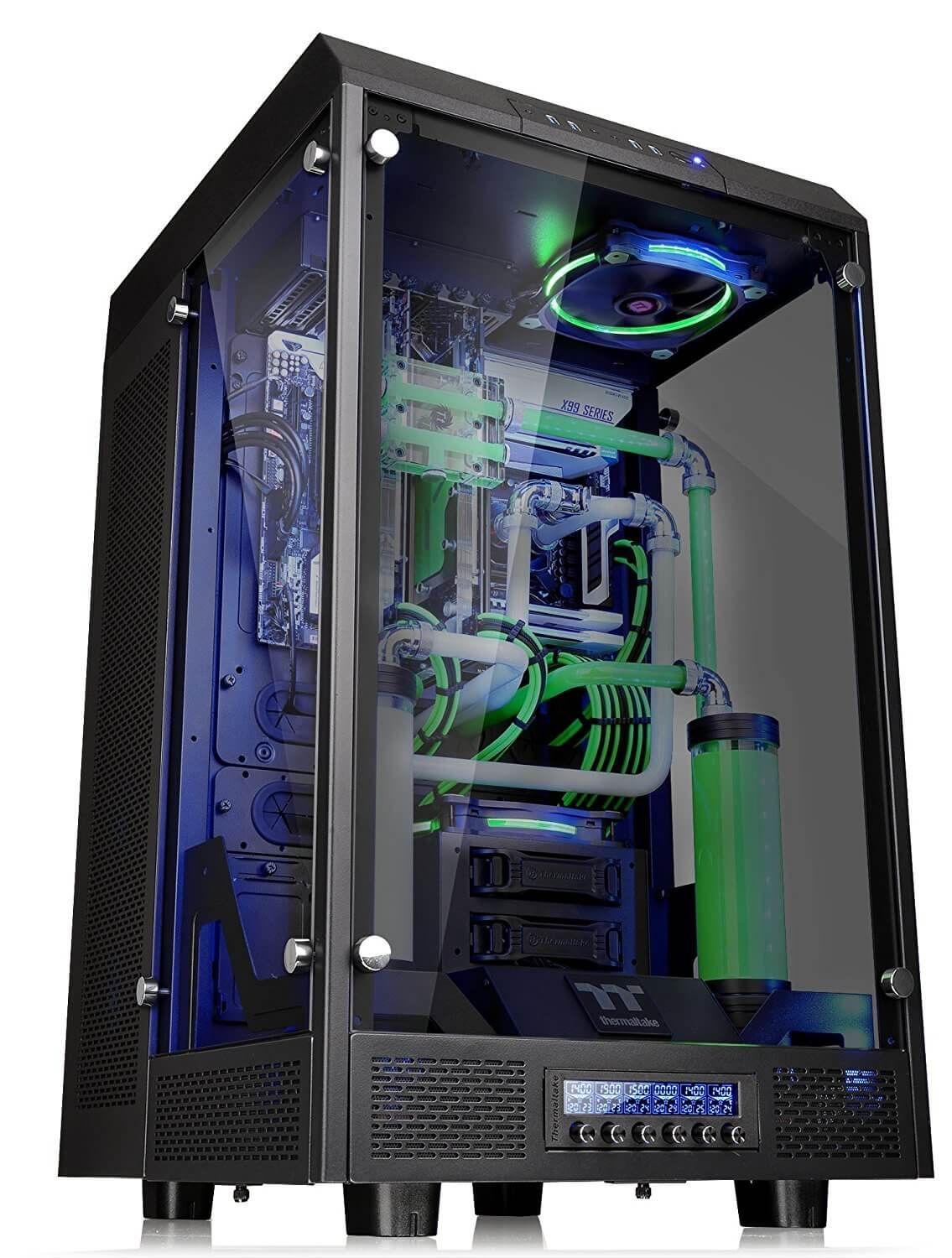 The 12 Best Glass Pc Cases For Your Custom Builds Gaming Computer Computer Case Computer Setup