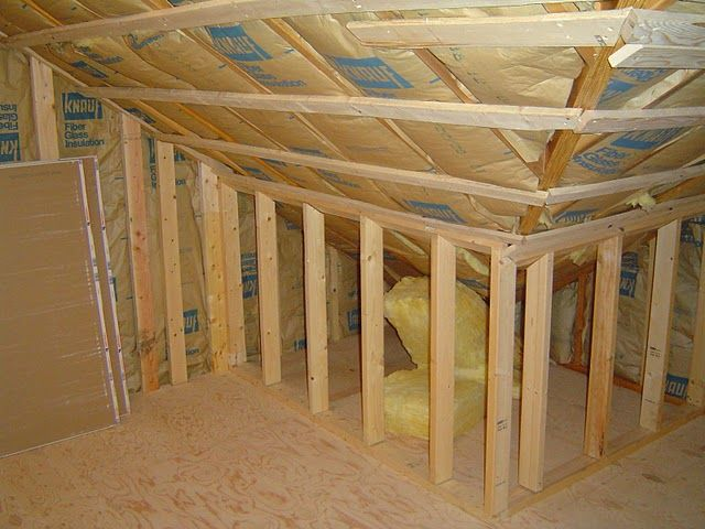 The Need To Insulate The Knee Walls Has Been Eliminated By