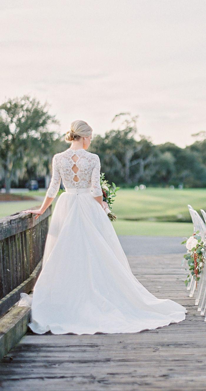 Golden hour in charleston styled shoot wedding dresses pinterest
