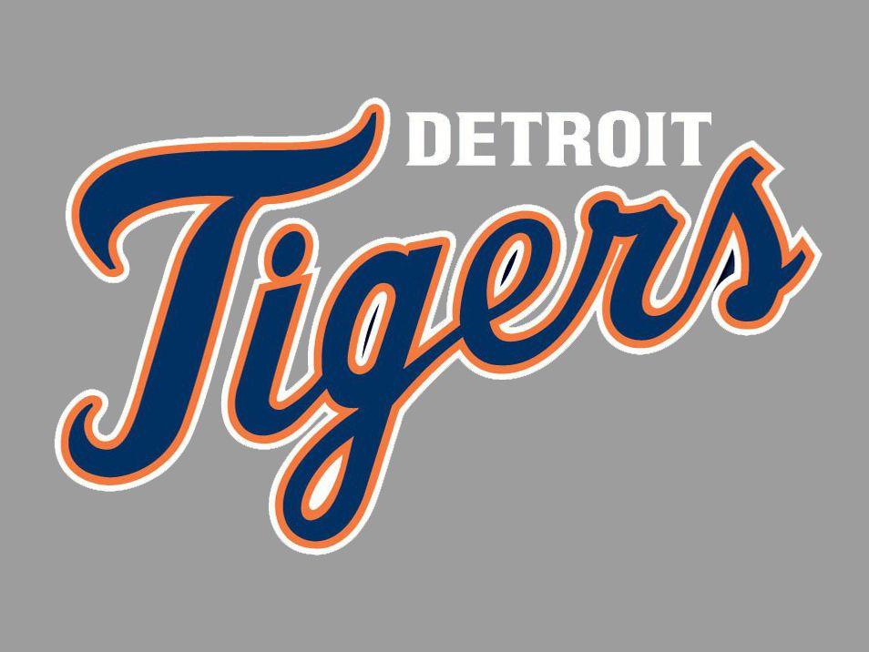 font detroit tigers logo all logos world pinterest detroit rh pinterest com au