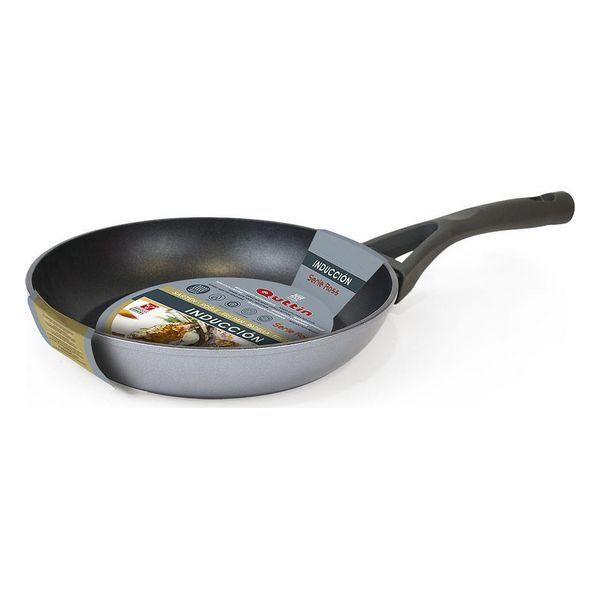 Non-stick frying pan Quttin Soft touch Grey - Ø 20 cm