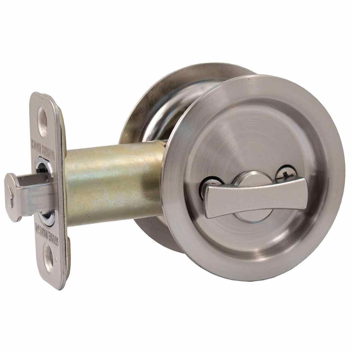 Coolest Bathroom Pocket Door Lock Pocket Door Bathroom Lock About