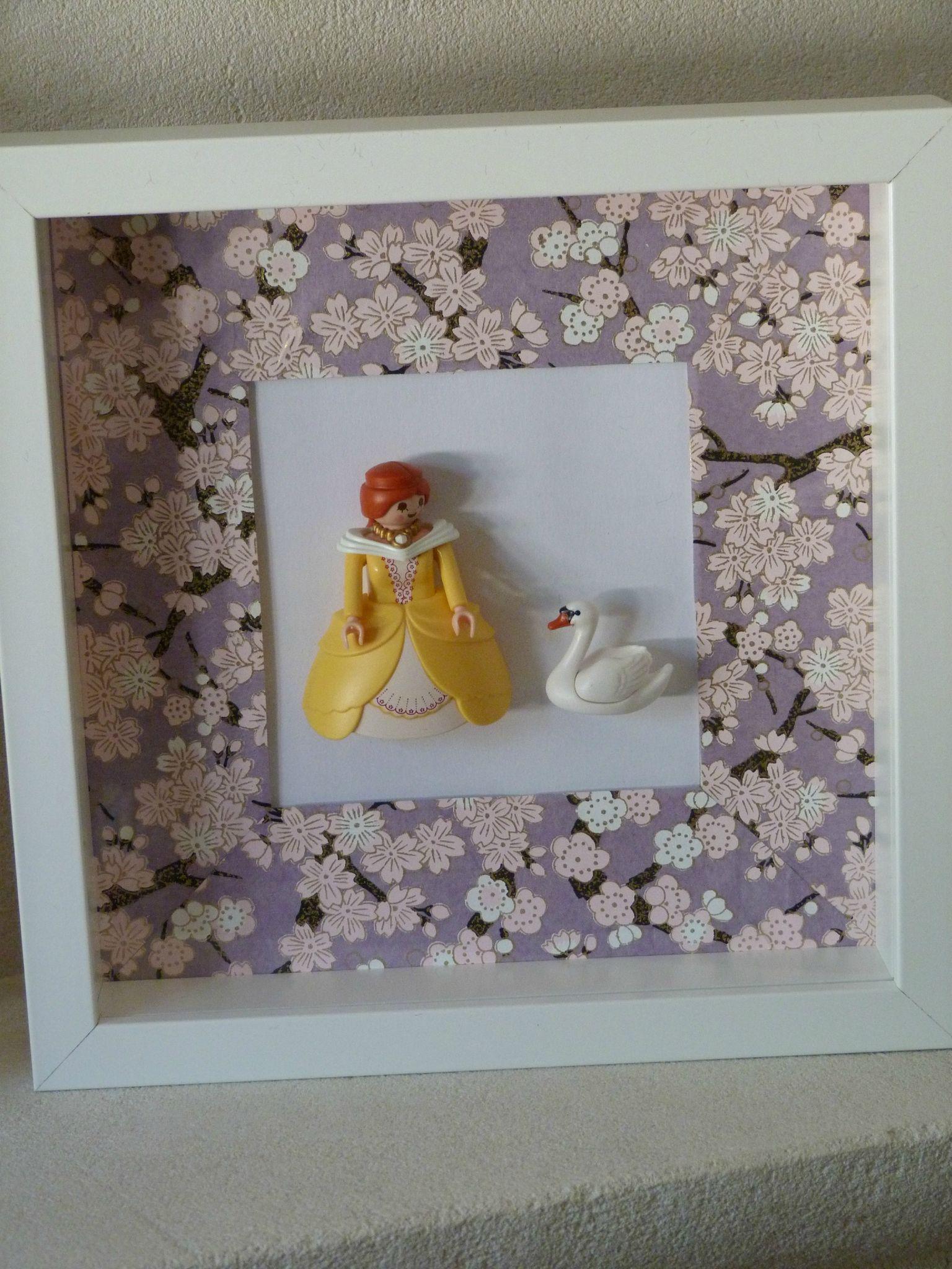 Cadre Photo A Faire Soi Meme pour deco-cadre-playmobil   stuff 2   pinterest   playmobil, cadres et