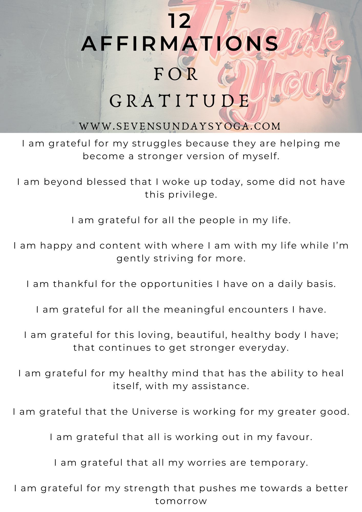 52 Highly Charged Affirmations To Use In In