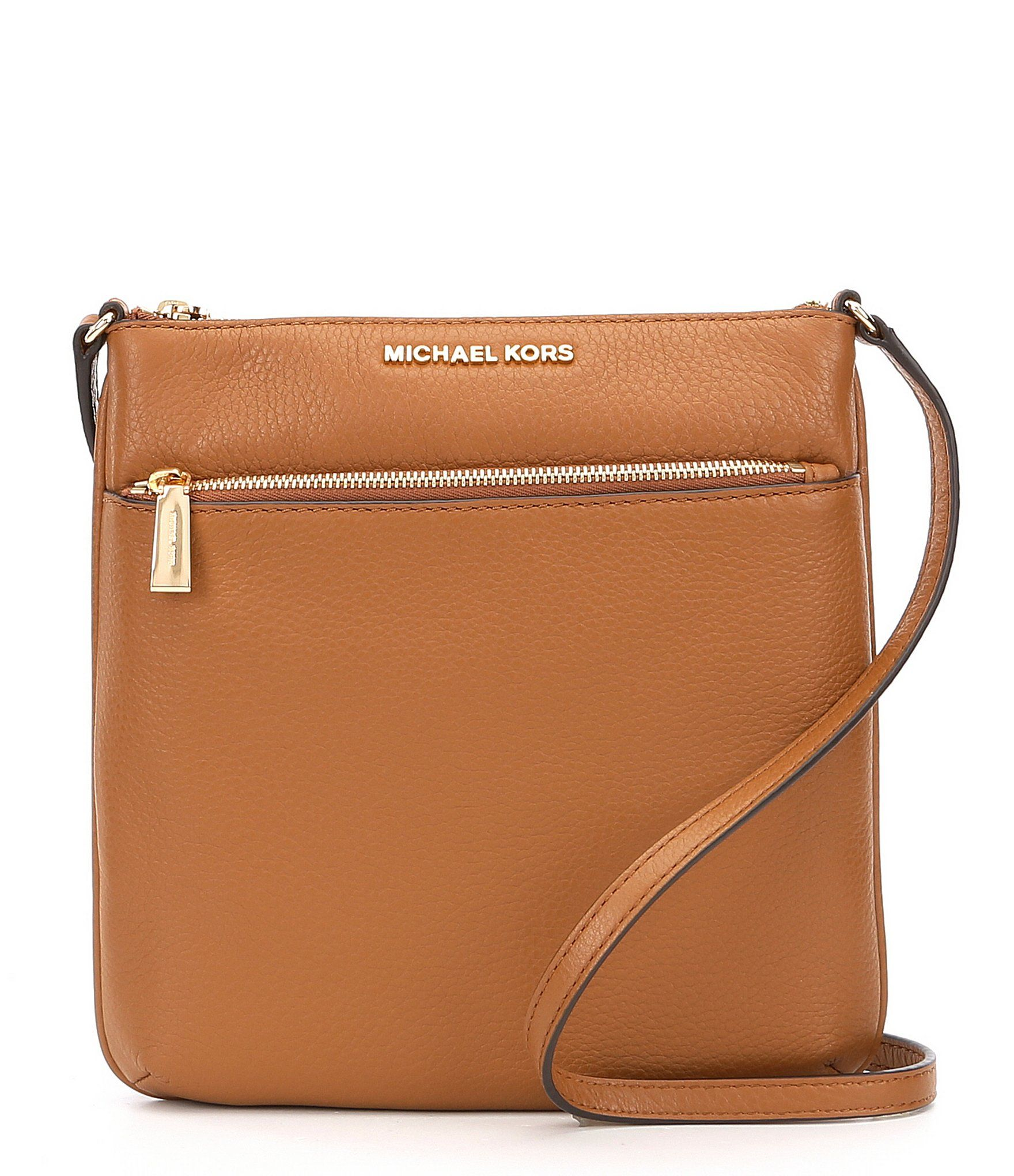 b9fd6feba0d6 Shop for MICHAEL Michael Kors Riley Small Flat Cross-Body Bag at Dillards.com.  Visit Dillards.com to find clothing, accessories, shoes, cosmetics & more.