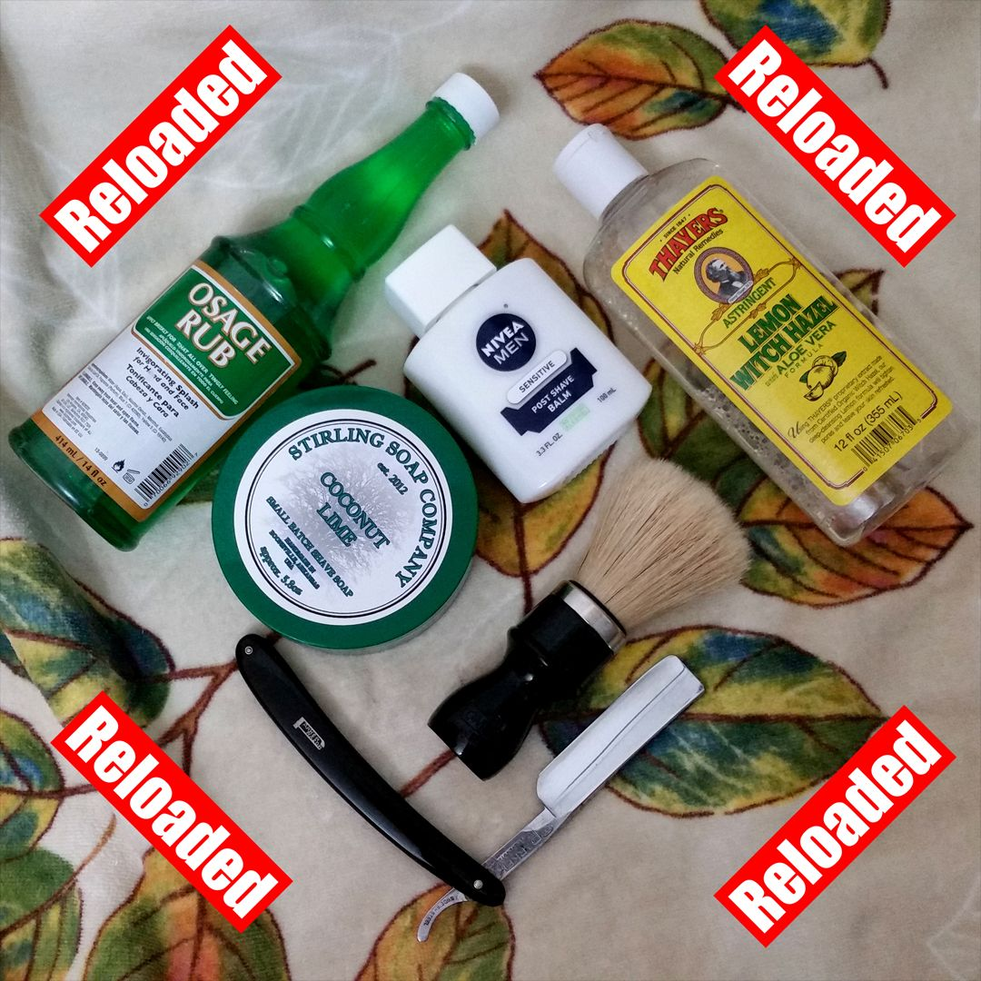 Wonderful wednesday shave of the day ep1 parker bestsilversteel wonderful wednesday shave of the day ep1 parker bestsilversteel straight razor shave reloaded sotd baditri Image collections