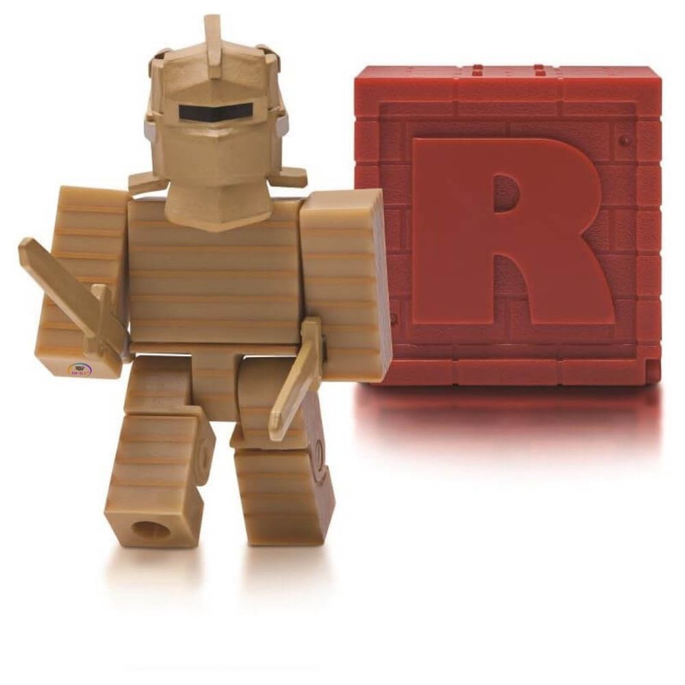 Roblox Red Box Series 4 Cardboard Crusader With Virtual Game Code Jazwares Game Codes Roblox Virtual Games