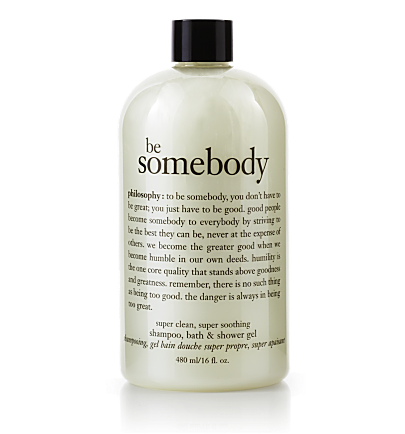 Philosophy Be Somebody Body Wash In Green Tea Shower Gel Bath And Body Bath And Body Care