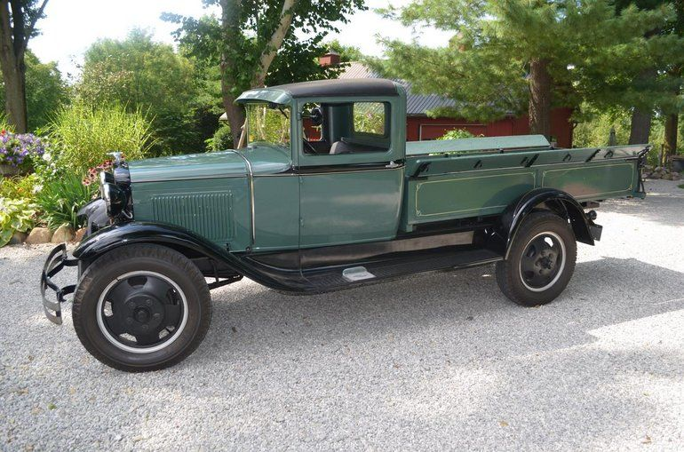 1931 Ford Model Aa For Sale Ford Trucks Classic Ford Trucks