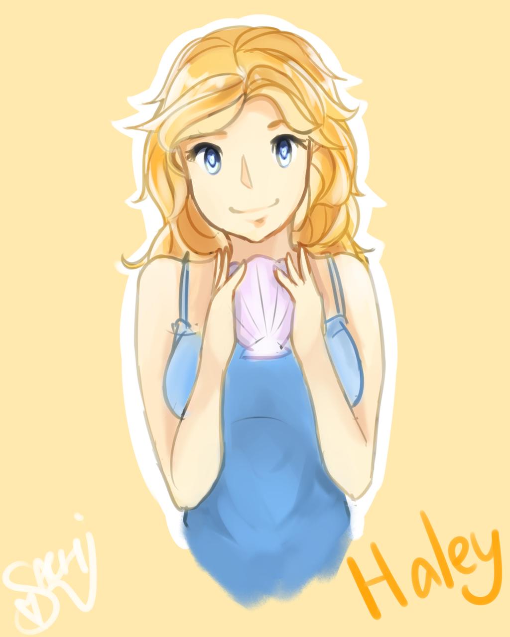 Haley [stardew valley] by SuchieOv deviantart com on