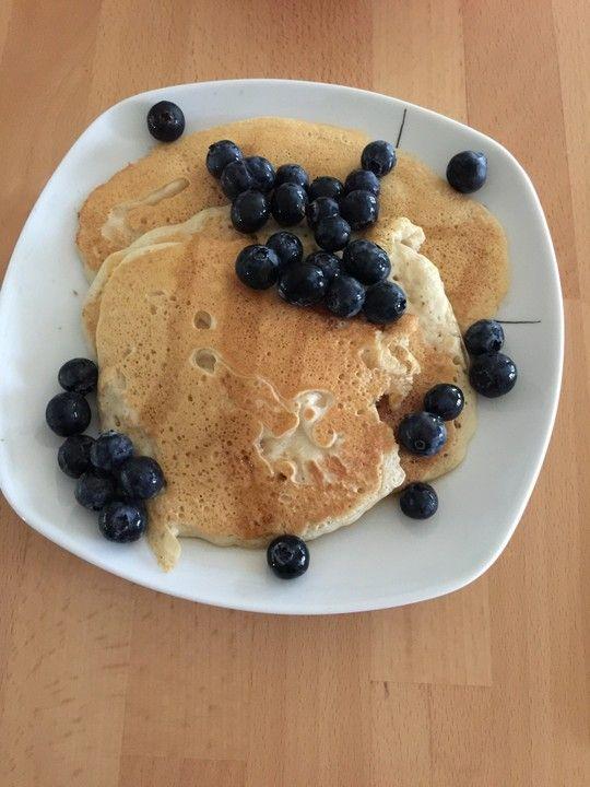 Pfannkuchen mit Hafermilch, ein sehr schönes Rezept aus der Kategorie Frühstück. Bewertungen: 58. Durchschnitt: Ø 4,3.