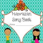 Hawaiian Song Book FREEBIE! Included in this packet are three Hawaiian songs to teach your students! Whether you live in Hawaii, are teaching a unit about the State of Hawaii. $0