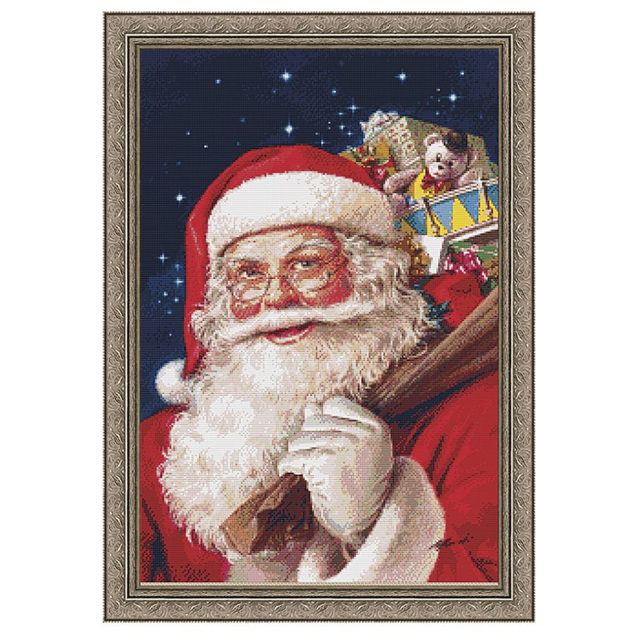 Old St. Nick Leaflet