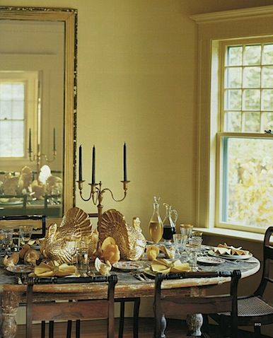 Martha Stewart Thanksgiving Decorating Ideas | The City Sage: Gather ...