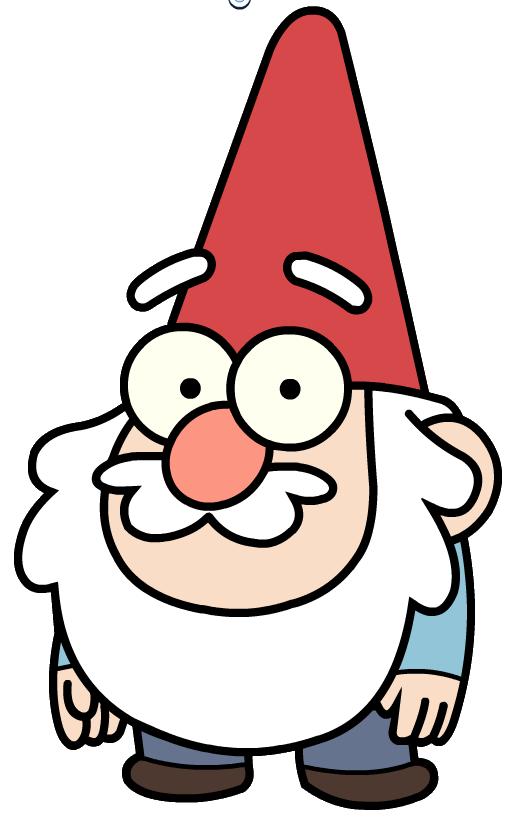 Dwarf Png Image Gravity Falls Characters Gravity Falls Gnome Fall Drawings